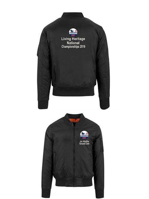 Horseboarding UK - Bomber Jacket