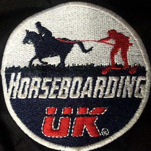 HBUK Embroidered Badge