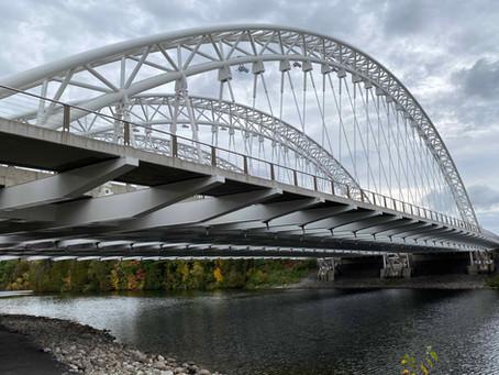 Vimy Memorial Bridge