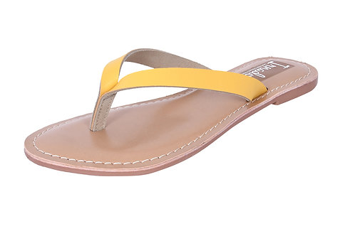 IRNADO Trend Slipper Lemon