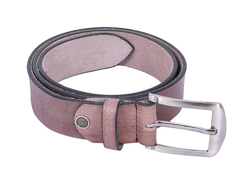 IRNADO Handprinted Leather Belt B