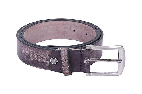 IRNADO Handprinted Leather Belt A