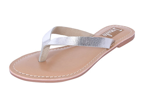 IRNADO Trend Slipper Silver