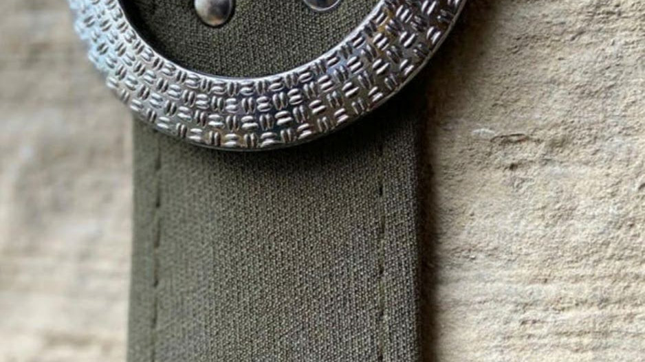 Round Metal Belt