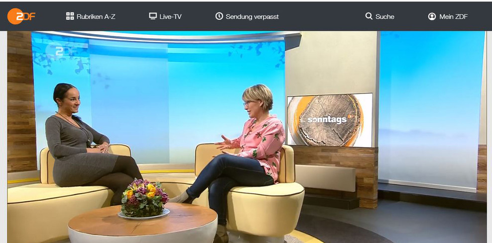 ZDF Sonntags