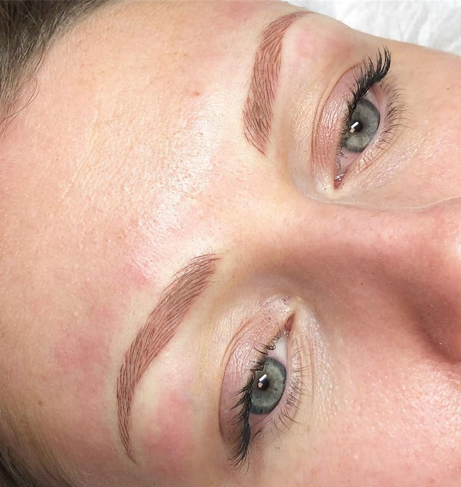 Feather Touch / Microblading