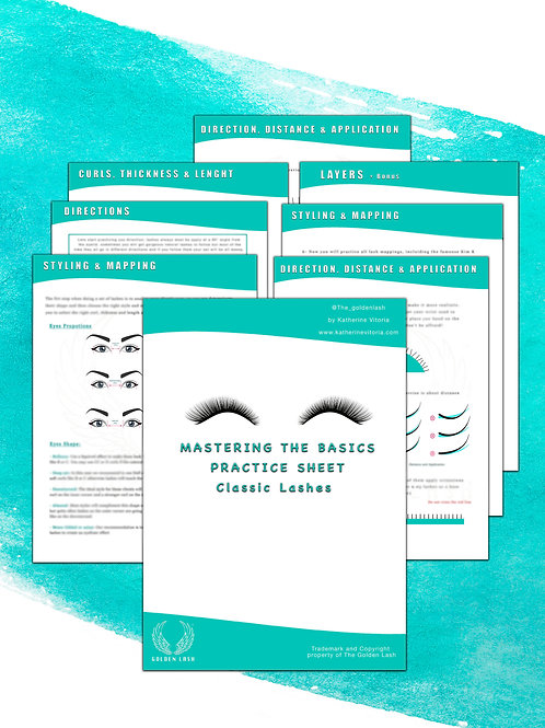 Mastering your Classic lashes