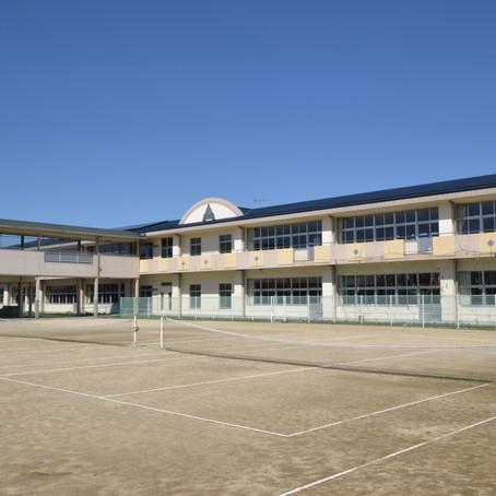 中郷中学校 校舎改築
