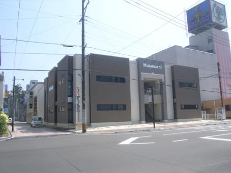 牟田町テナントビル新築工事