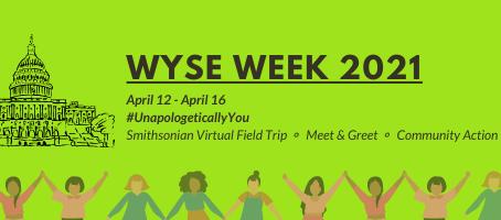 "WYSE Week 2021: ""Unapologetically YOU"""
