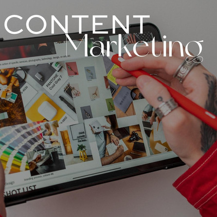 The Importance of Content in your Marketing Strategy