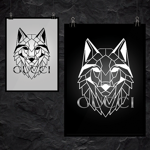 The Wolf Print