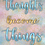 Thumbnail: Thoughts Become Things Royalty Print