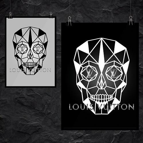 The Skull Print