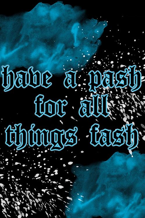 All Things Fash Print