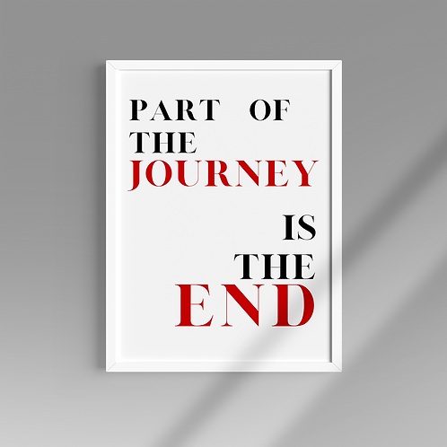 Part of the Journey