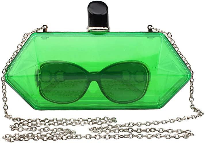 Acrylic Fashionable Clutches Shoulder Bags Handbag