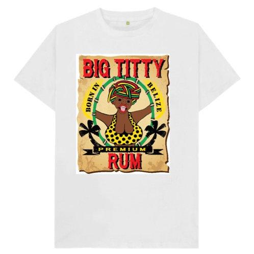 Big Titty Rum T-shirt