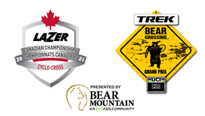 It's game on for the 2021 Lazer Canadian Cyclocross Championships and Trek Bear Crossing Grand Prix