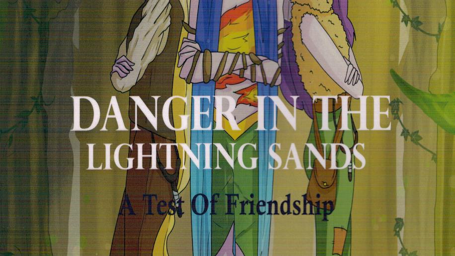 Danger in the Lightning Sands