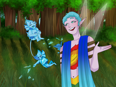 Meet the Elves of Allaria!