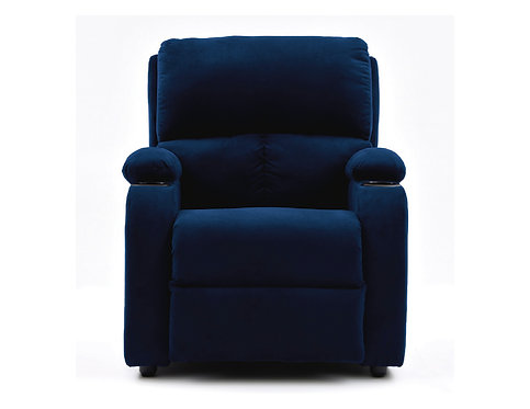 Silla Reclinable Rest Relax Home Azul