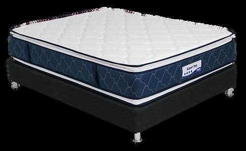 Colchón Relax 1.40 x 1.90 x 32 Doble Pillow SUPER TOP