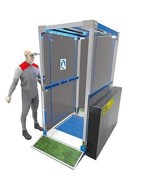Cabinas de Desinfección Pss Ref: EDV-002