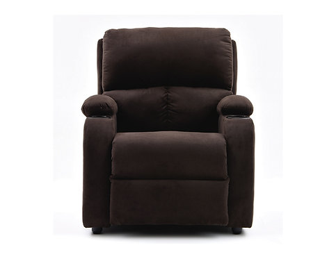 Silla Reclinable Rest Relax Home Chocolate