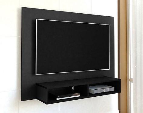 Mueble para TV tipo Panel 3872 Pantalla Hasta 42 Bertolini Negro 3872