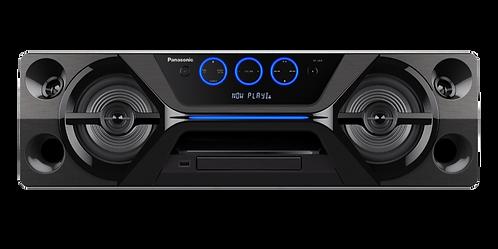 Minicomponente Panasonic Portatil 300W(rms) SC-UA3PU-K