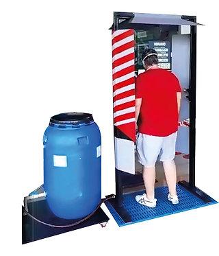 Cabinas de Desinfección Mangueras y Riegos Ref: BS-S77AC