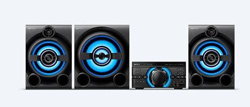 Minicomponente Sony 2775W(rms) MHC-M80D//CLA9