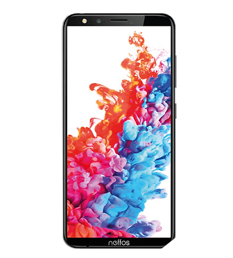 "Smartphone Neffos 5.4"" 16GB Gris C7 LITE GREY"