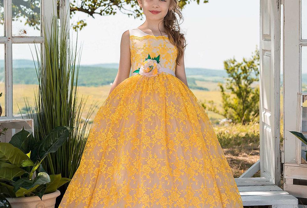 Vestido de Menina D458