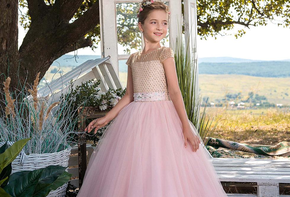 Vestido de Menina D 453
