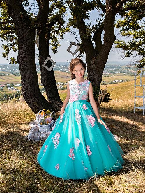 Vestido de Menina D504