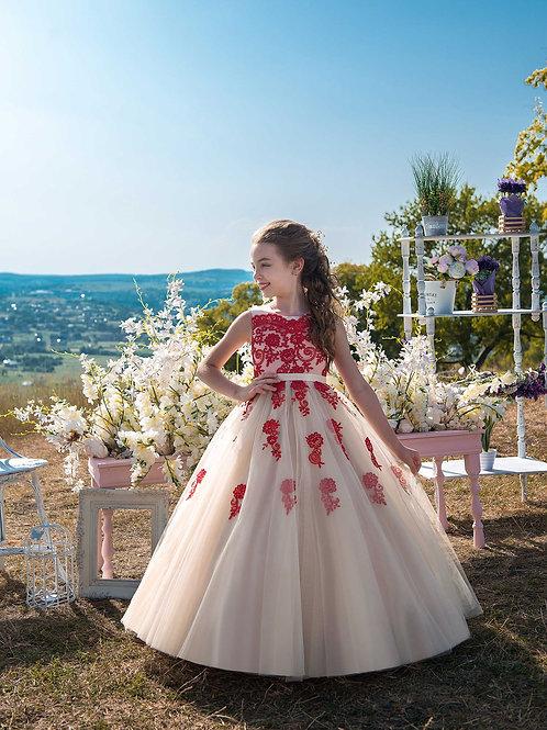 Vestido de Menina D 471