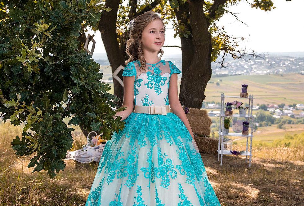 Vestido de Menina D501
