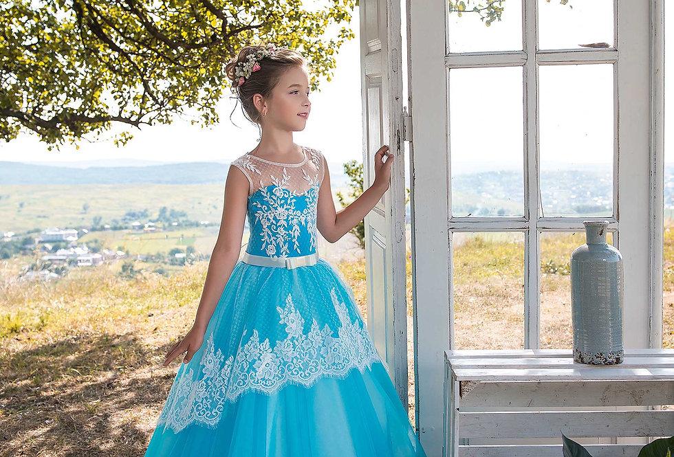 Vestido de Menina D 485