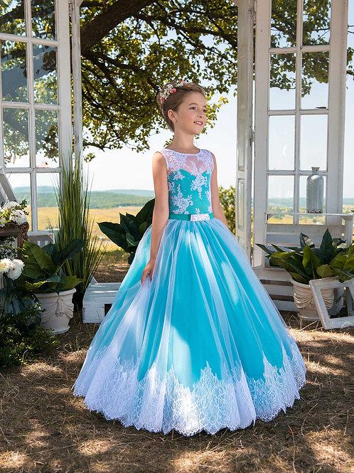 Vestido de Menina D478