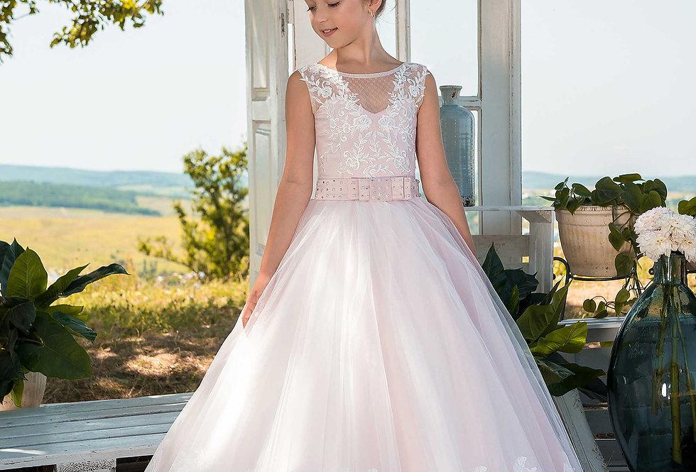 Vestido de Menina D498