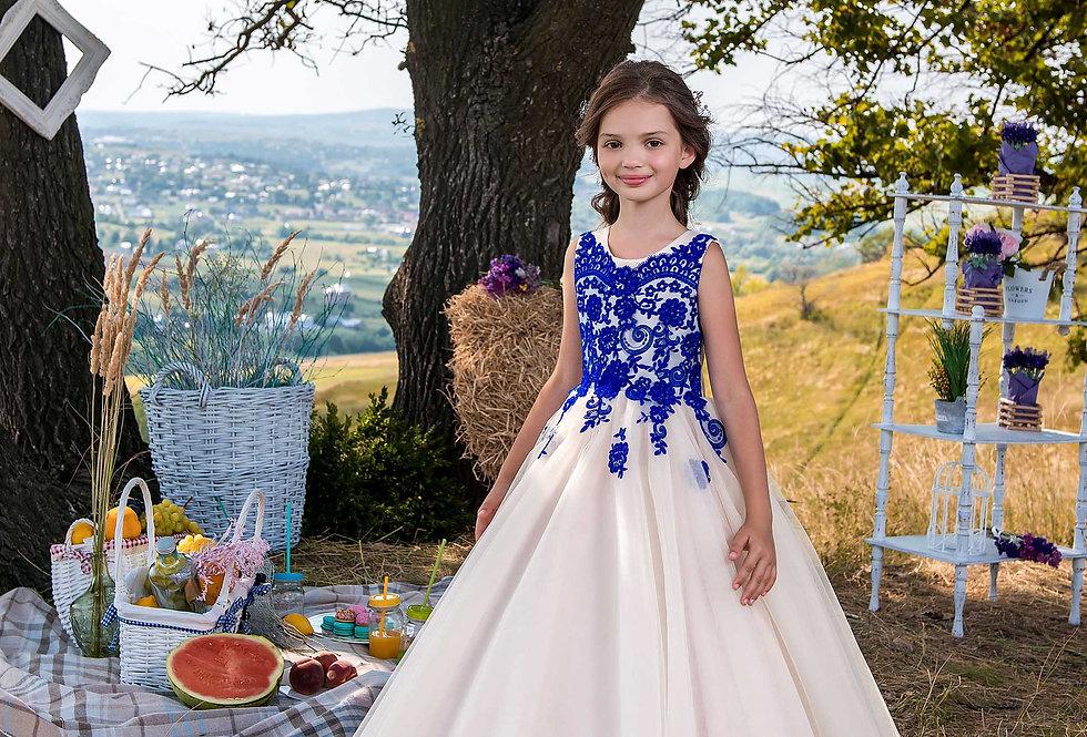 Vestido de Menina D 472