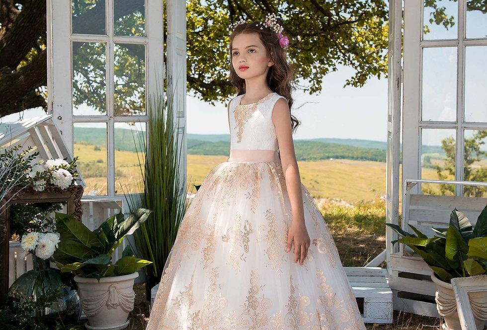 Vestido de Menina D 460