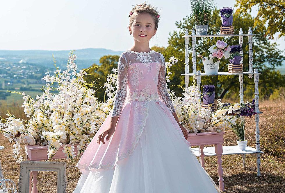 Vestido de Menina D 463