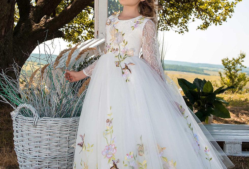 Vestido de Menina D494