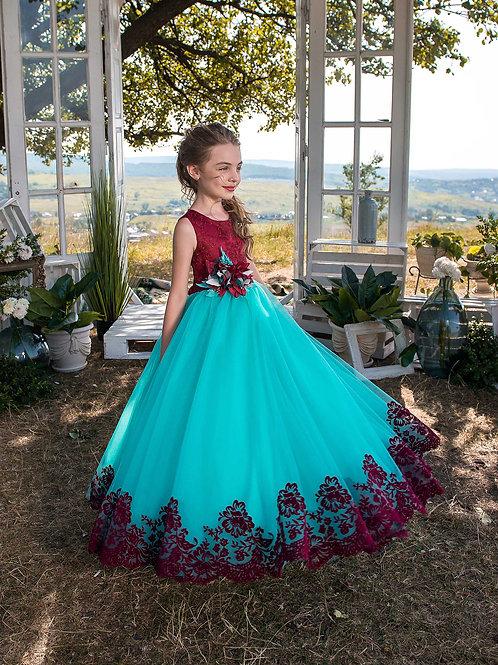Vestido de Menina D508