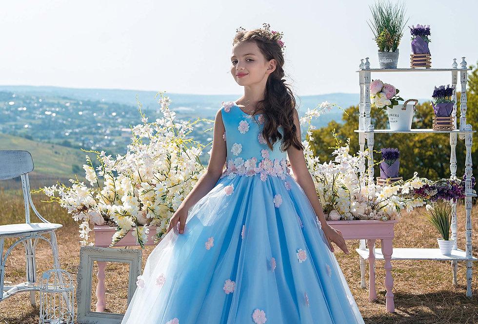 Vestido de Menina D 452