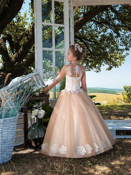 Vestido de Menina D502