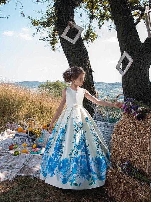 Vestido de Menina D456
